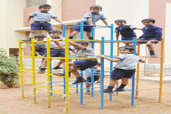 J S S Public School-kids Play Area