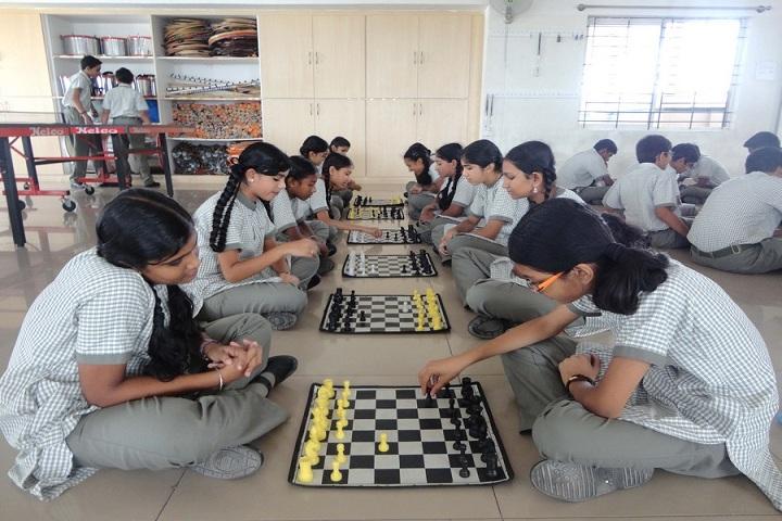 Jaigopal Garodia Rashtrotthana Vidya Kendra-Indoor Games