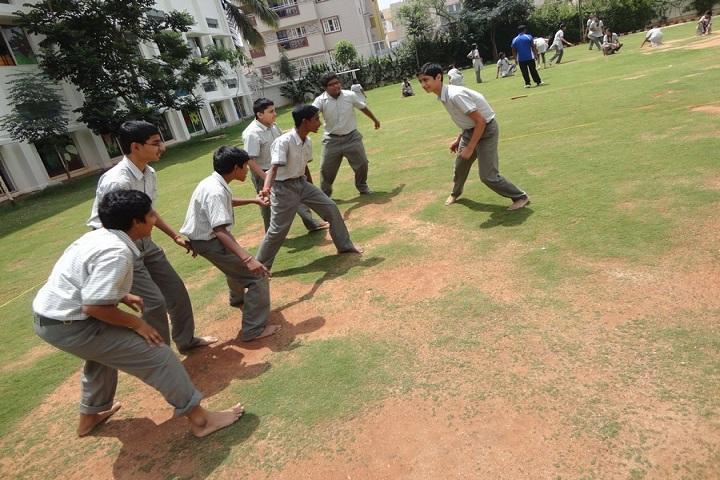 Jaigopal Garodia Rashtrotthana Vidya Kendra-Playground