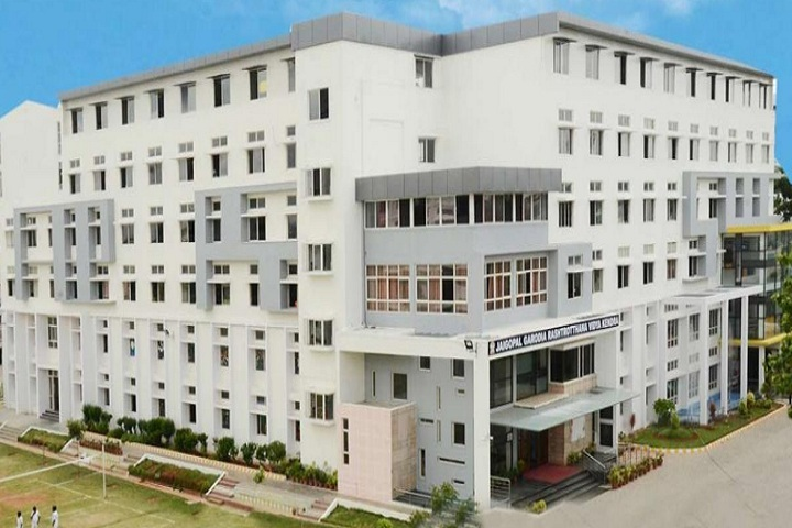 Jaigopal Garodia Rashtrotthana Vidya Kendra-School Building