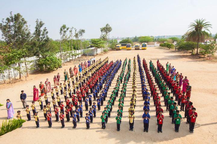 Jain Global School-Assembly