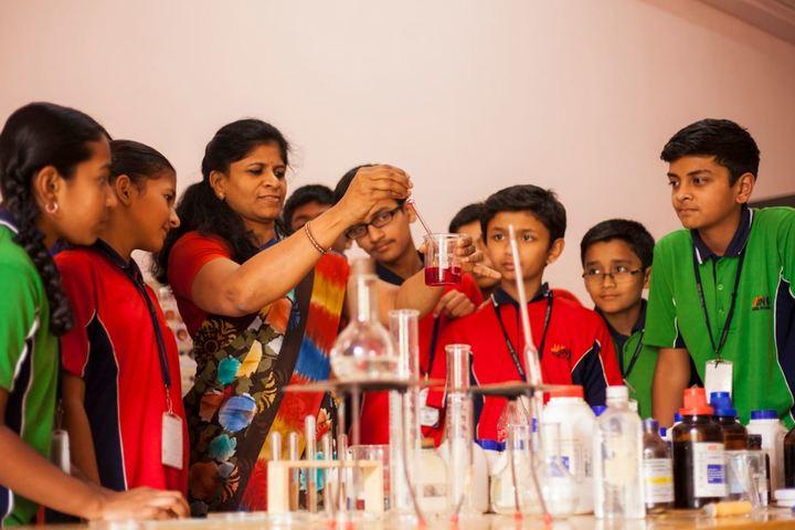 Jain Global School-Chemistry Lab