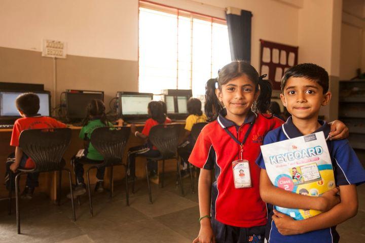 Jain Global School-Computer Lab