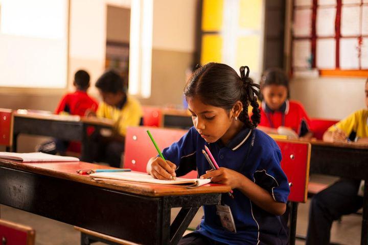 Jain Global School-Drawing