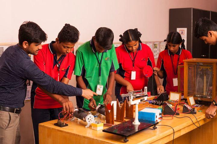 Jain Global School-Physics Lab