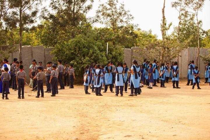 Jain Global School-Play Ground