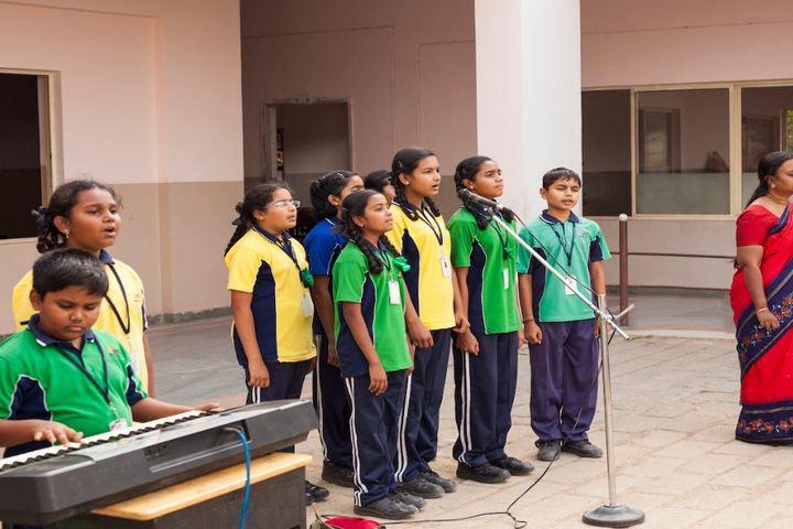 Jain Global School-Singing