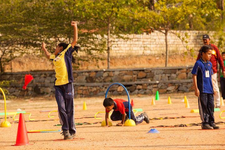 Jain Global School-Sports