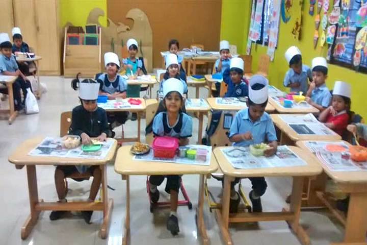 Jain Heritage School-Activity