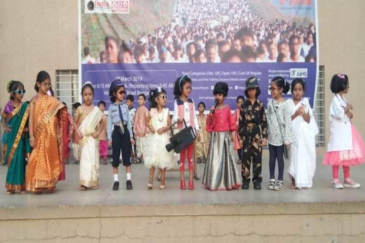 Jain Heritage School-Fancy Dress
