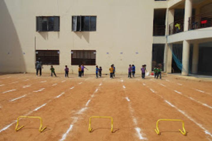 Jain Heritage School-Games
