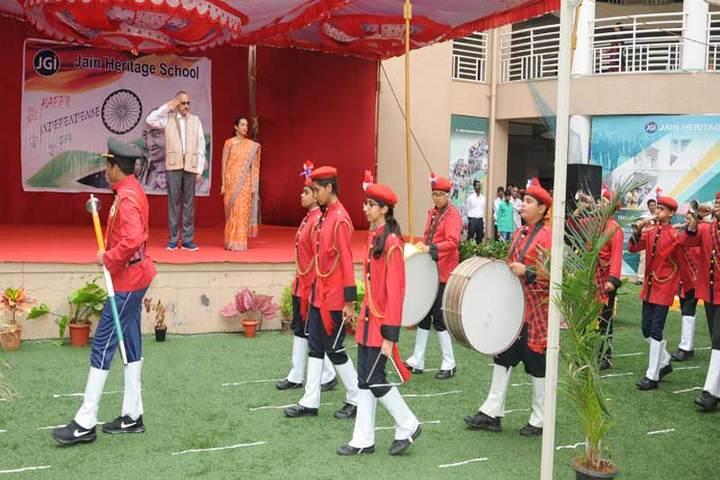 Jain Heritage School-Independance Day