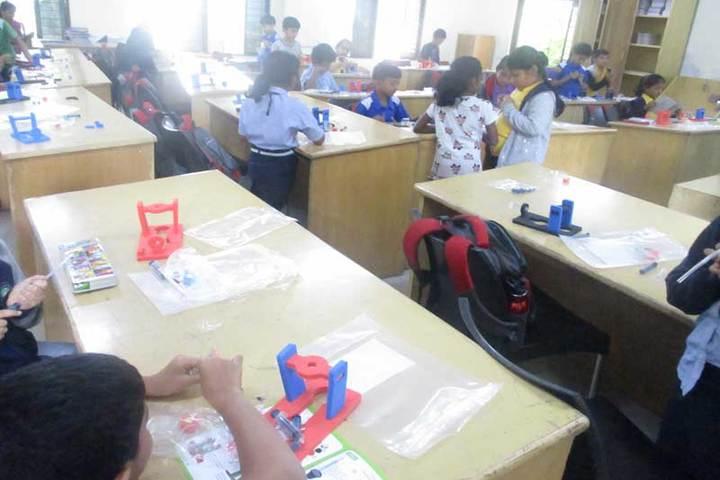 Jain Heritage School-Lab