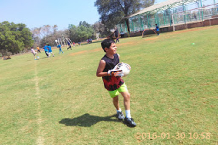Jain Heritage School-Playground