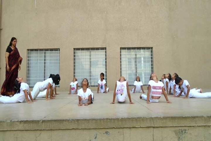 Jain Heritage School-Yoga