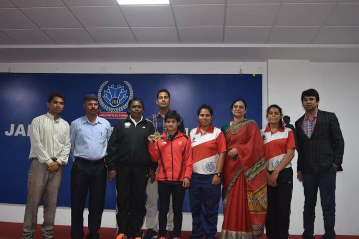 Jain Heritage School-Achievements