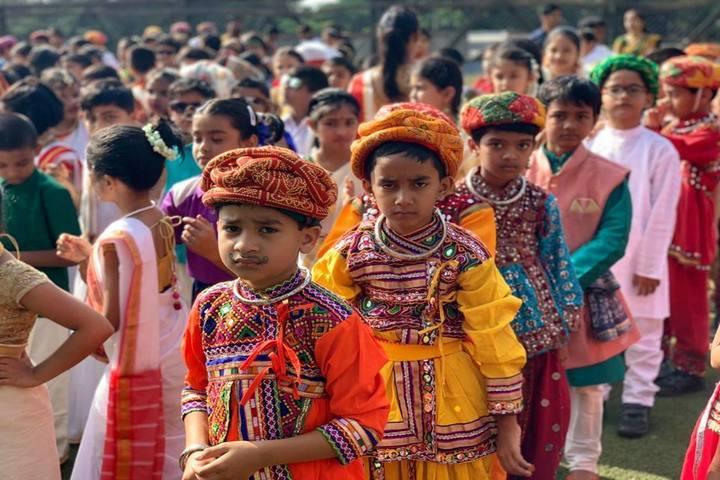Jain Heritage School-Cultural Event