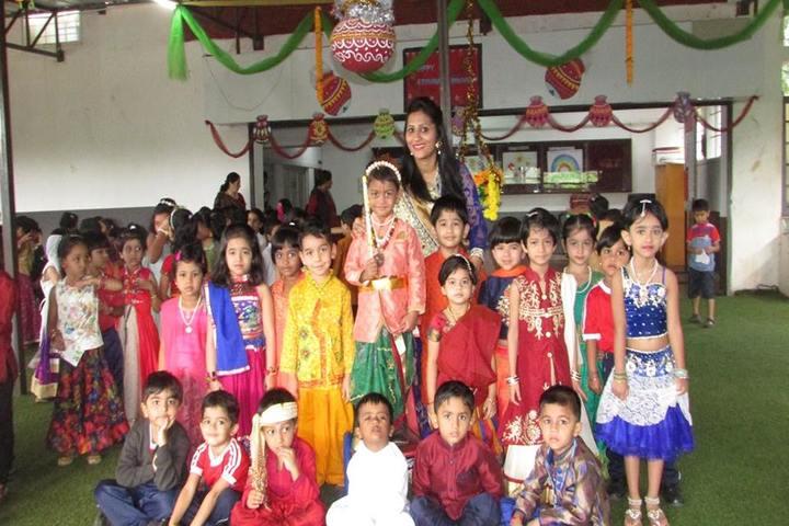 Jain Heritage School-Janmastami
