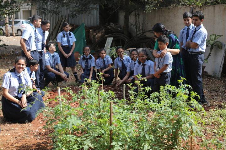 Jain Heritage School-Plantation