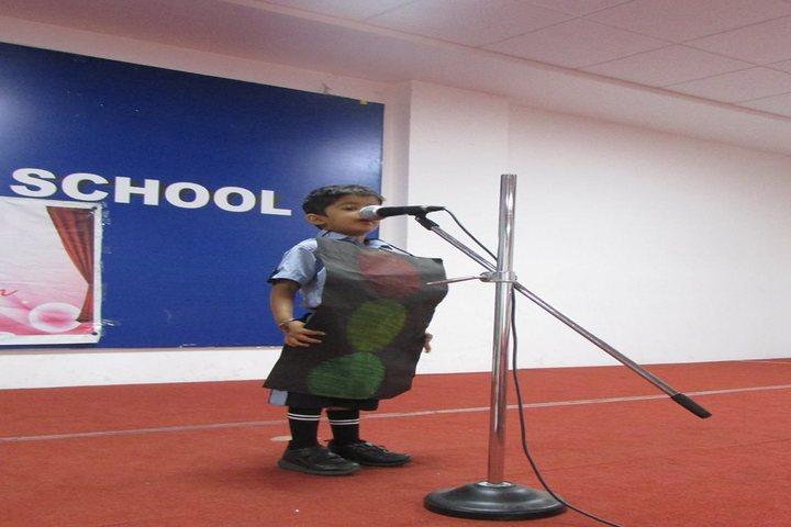 Jain Heritage School-Recitation