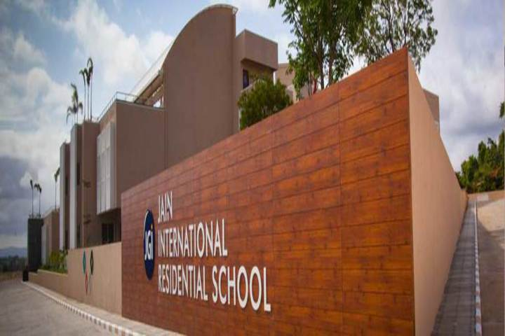 Jain International Residential School-Campus