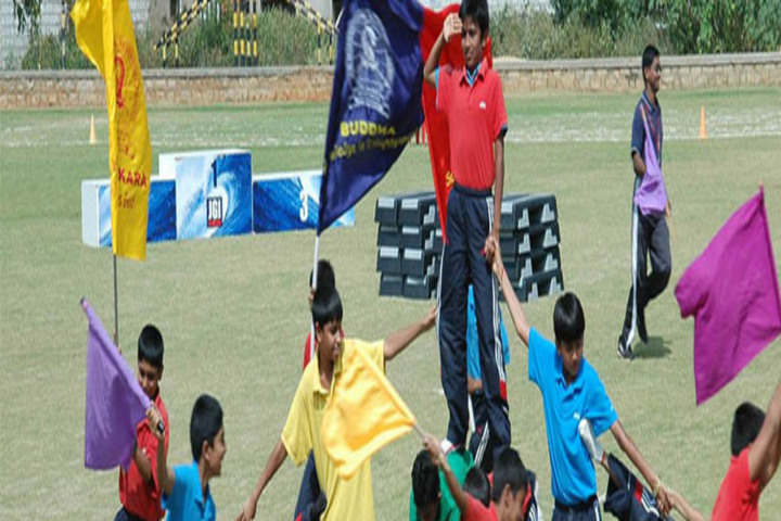 Jain International Residential School-Games