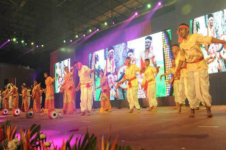 Jain International Residential School-Dance Competition