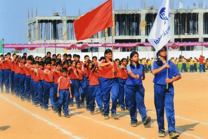 Jain Public School-Investiture Ceremony