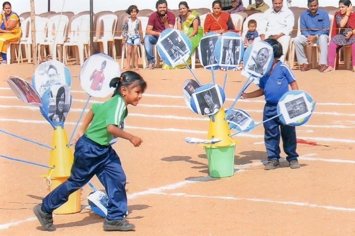 Jain Public School-Sports Day