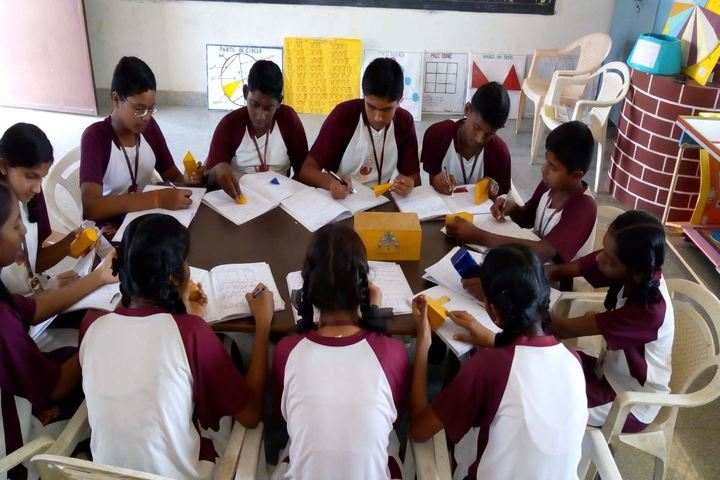 Jain School-Art Education