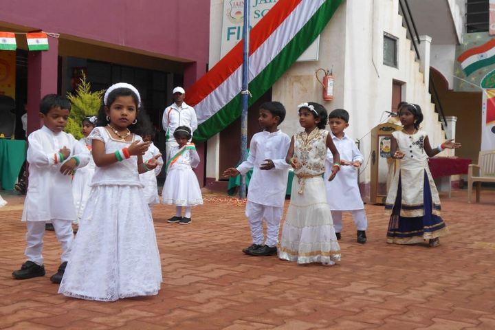 Jain School-Dance