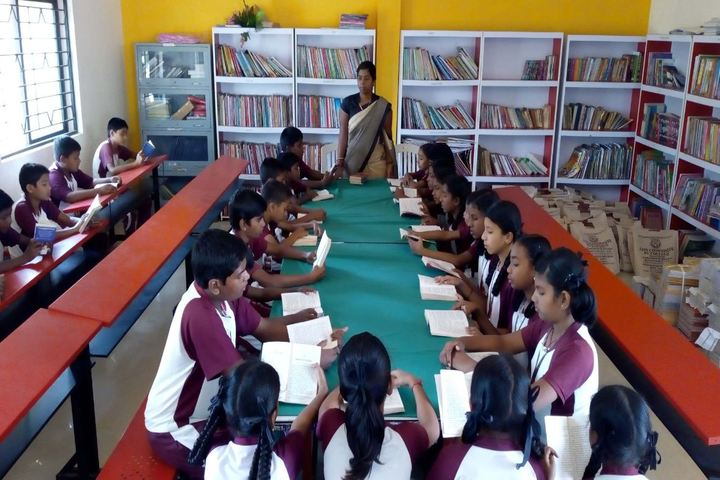 Jain School-Library