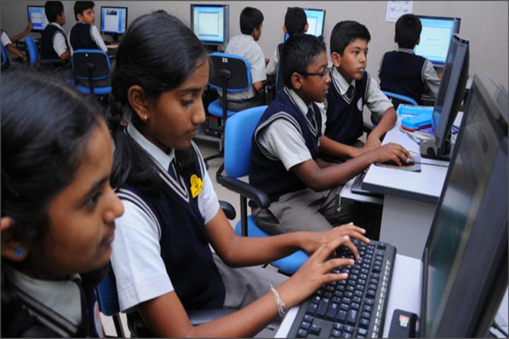 Janadeepa School-Computer Lab