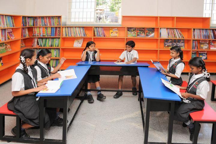 Janani Vidya Mandira-Library