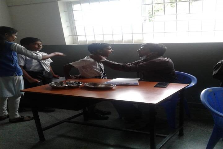 Janani Vidya Mandira-Medical Check up