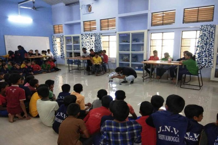 Jawahar Navodaya Vidyalaya-Atal Tinkering Lab
