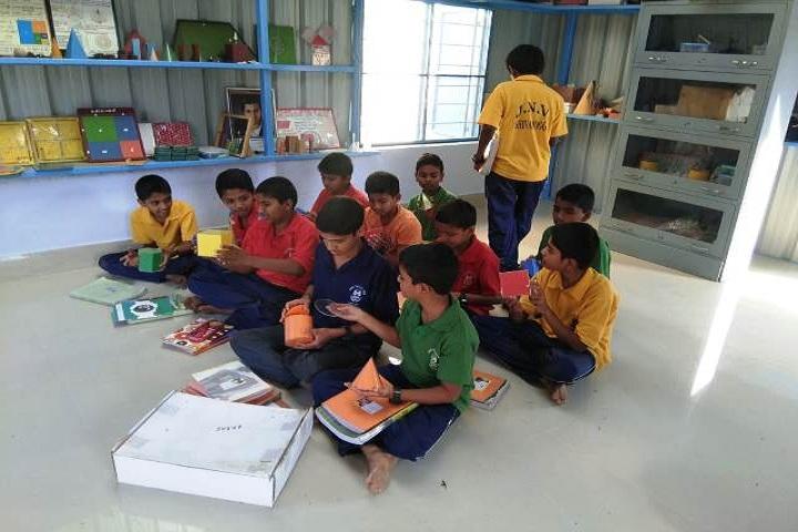 Jawahar Navodaya Vidyalaya-Math Lab
