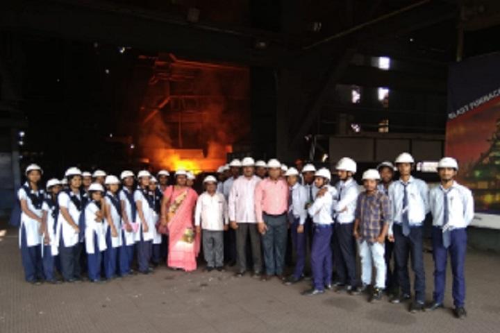Jawahar Navodaya Vidyalaya-Industrial Visit