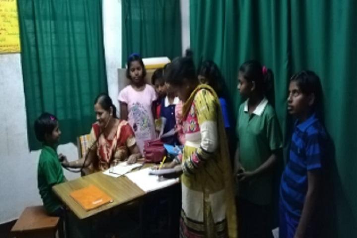 Jawahar Navodaya Vidyalaya-Health Programme