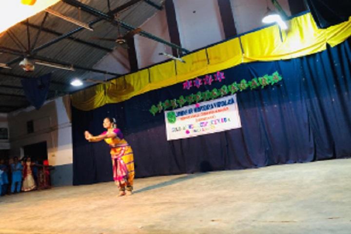 Jawahar Navodaya Vidyalaya-Solo Dance Competition