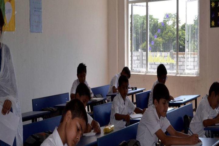 Delhi public school kamrup - classroom