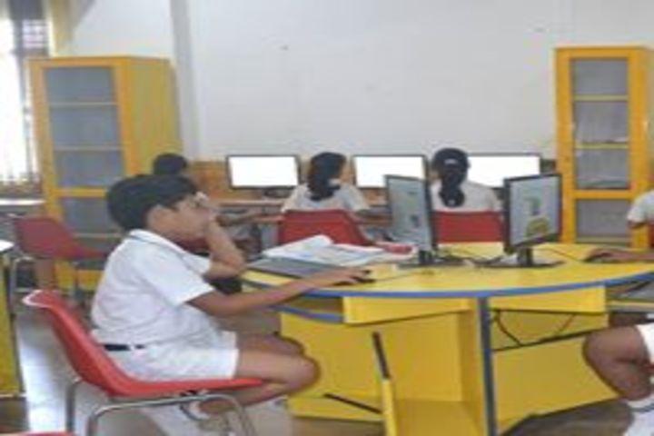 Delhi public school kamrup - computer lab