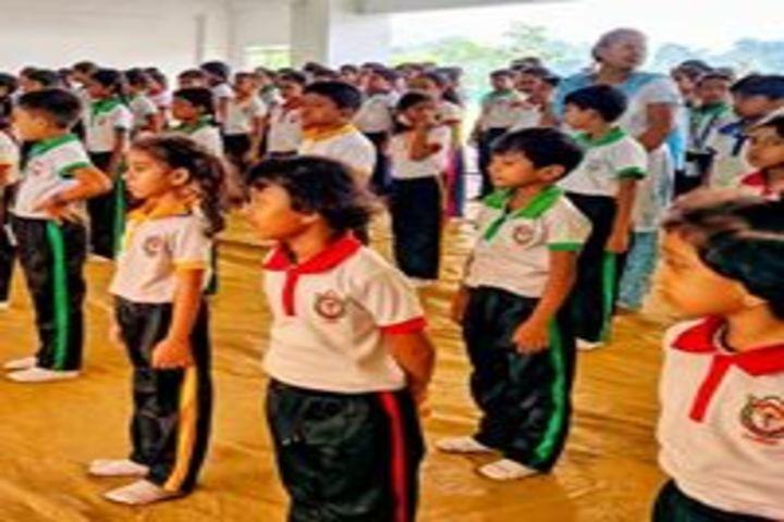 Delhi public school kamrup - sports