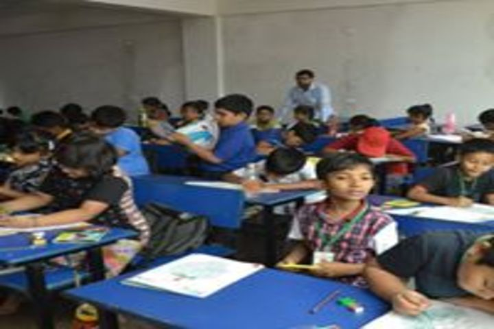 Delhi public school kamrup - summer camp