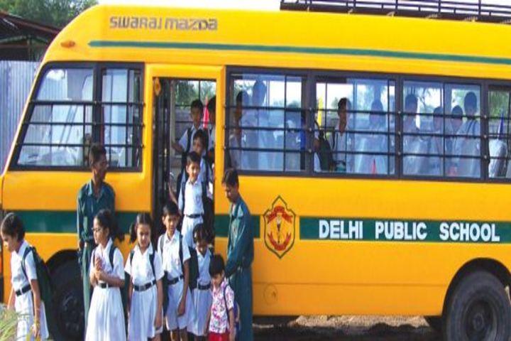 Delhi public school kamrup - transport