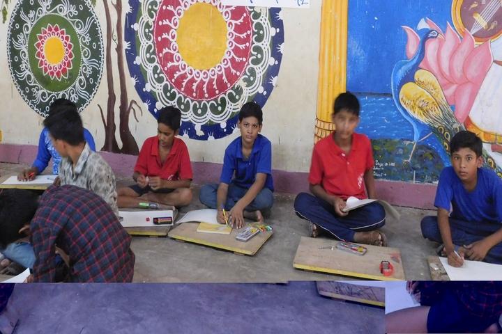 Jawahar Navodaya Vidyalaya-Drawing