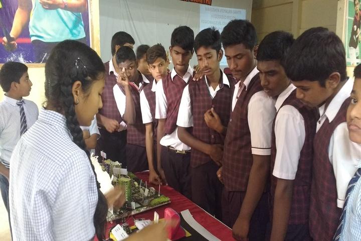 Jawahar Navodaya Vidyalaya-School Exhibition