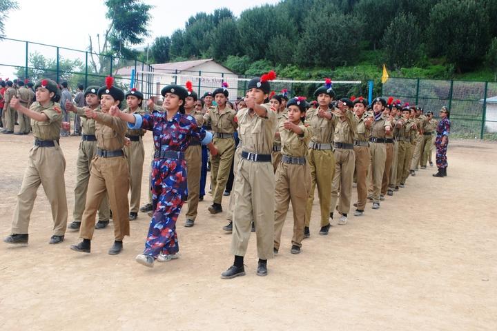 Jawahar Navodaya Vidyalaya-Scouts