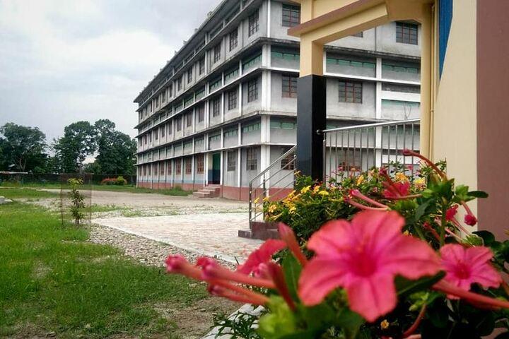Don bosco school - school building