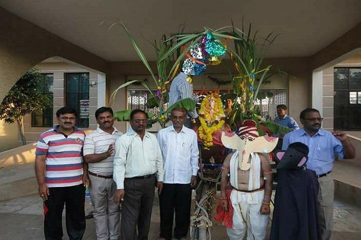 Jawahar Navodaya Vidyalaya-Ganesh Pooja